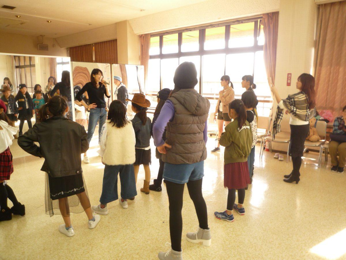 群馬県大泉町生誕60周年記念式典ファッションショー02