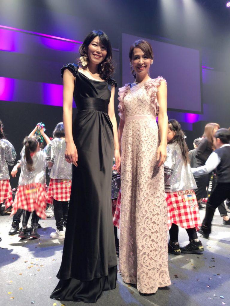 群馬県大泉町生誕60周年記念式典ファッションショー04