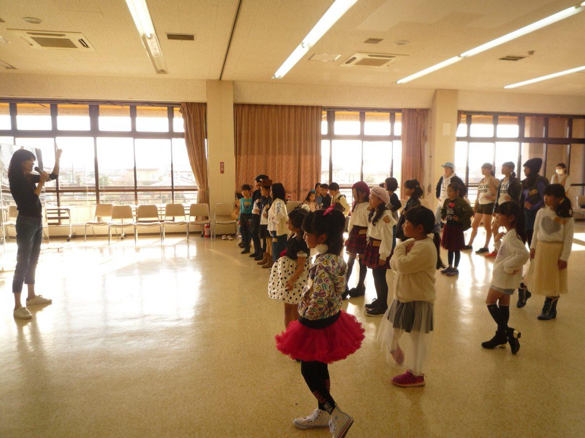 群馬県大泉町生誕60周年記念式典ファッションショー 01