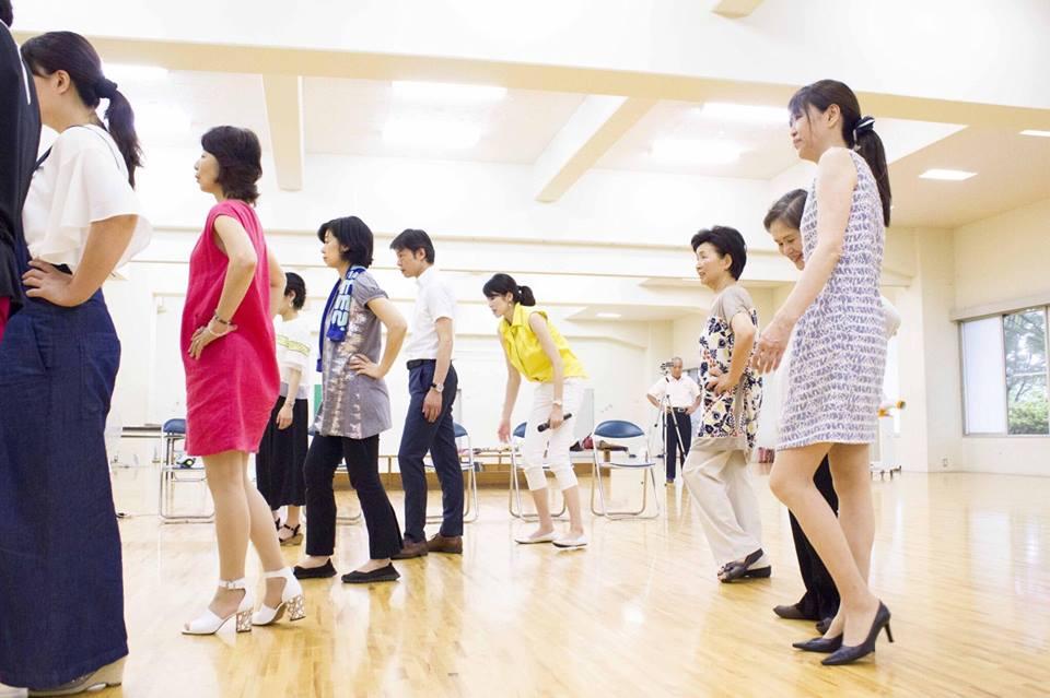千葉松戸市ウォーキングイベント01
